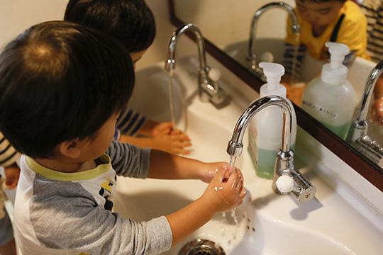 安全・衛生管理について